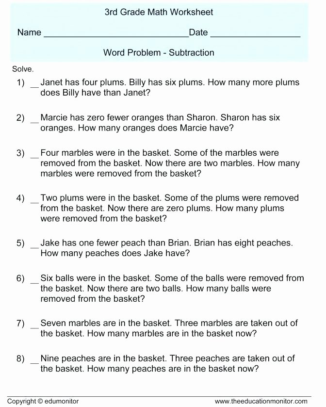 Rounding Word Problems Worksheets Estimating Sums Worksheets 3rd Grade – Onlineoutlet