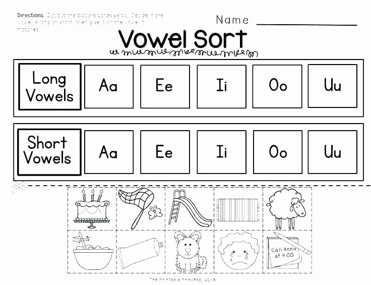 S and Z sounds Worksheets New Long O Worksheets Short Vowel Kindergarten and Activities No