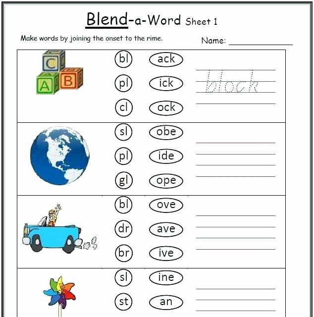 S Blend Worksheets 3 Letter Blends Worksheets 3 Letter Blends Worksheets