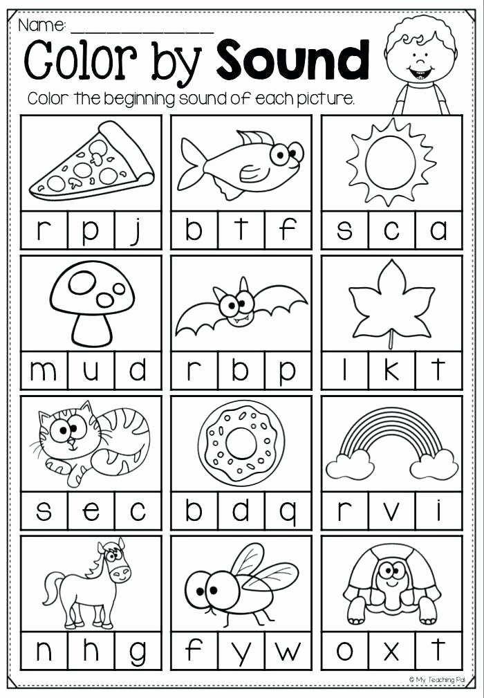 S sound Worksheets Beautiful Learning Alphabet sounds Worksheets