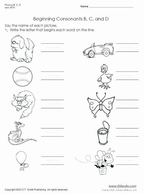 S sound Worksheets Fresh Letter S which is Different Worksheet B Phonics Worksheets