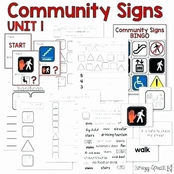 Safety Signs Worksheets Free Free Printable Safety Worksheets