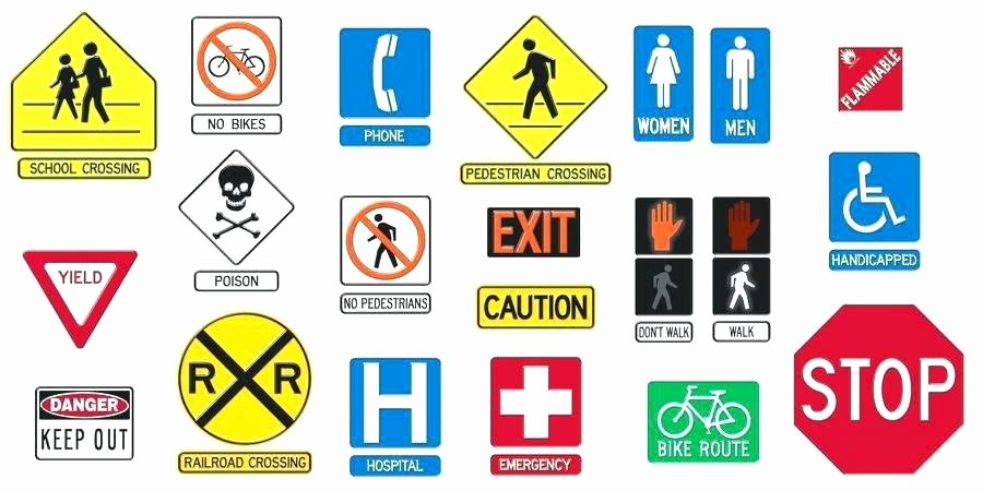 Safety Signs Worksheets Free Safety Signs Worksheets Free Worksheet Traffic Signs