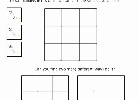Salamander Math Worksheet 6th Grade Math Puzzle Worksheets