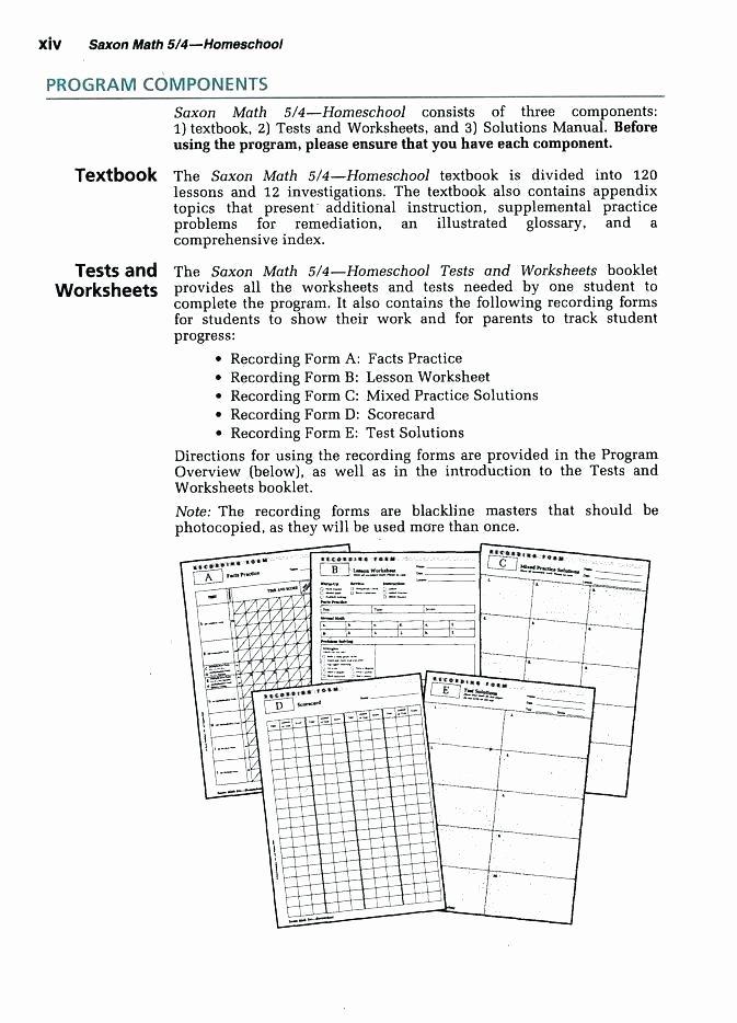 Saxon Math 2 Worksheets Pdf Luxury Saxon Math Worksheets Printable