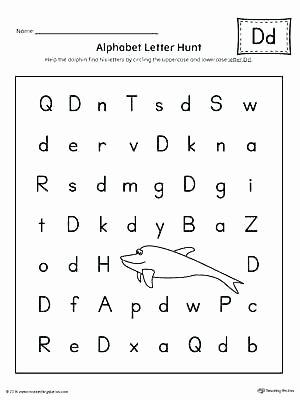 Saxon Math Kindergarten Worksheets Free Printable Name Worksheets for Kindergarten Alphabet All