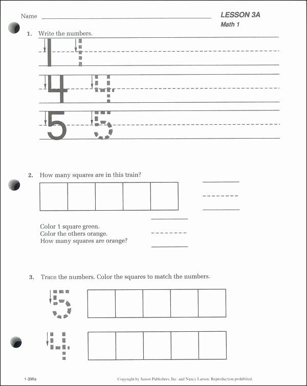 Saxon Math Kindergarten Worksheets Math Practice Sheets Free Worksheets for Grade Third Saxon