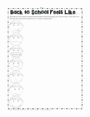 Scholastic Math Worksheets Back to School Math Worksheets