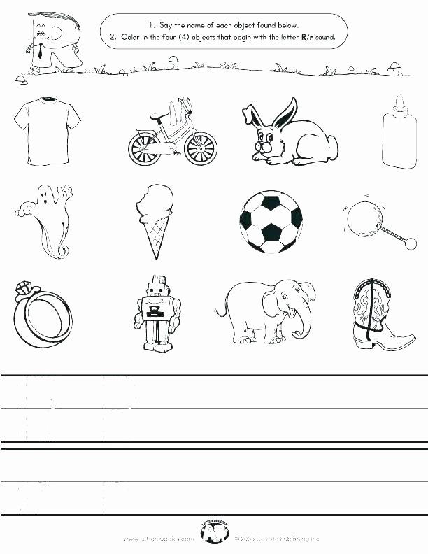 Schwa sound Worksheets Grade 2 R sound Worksheets