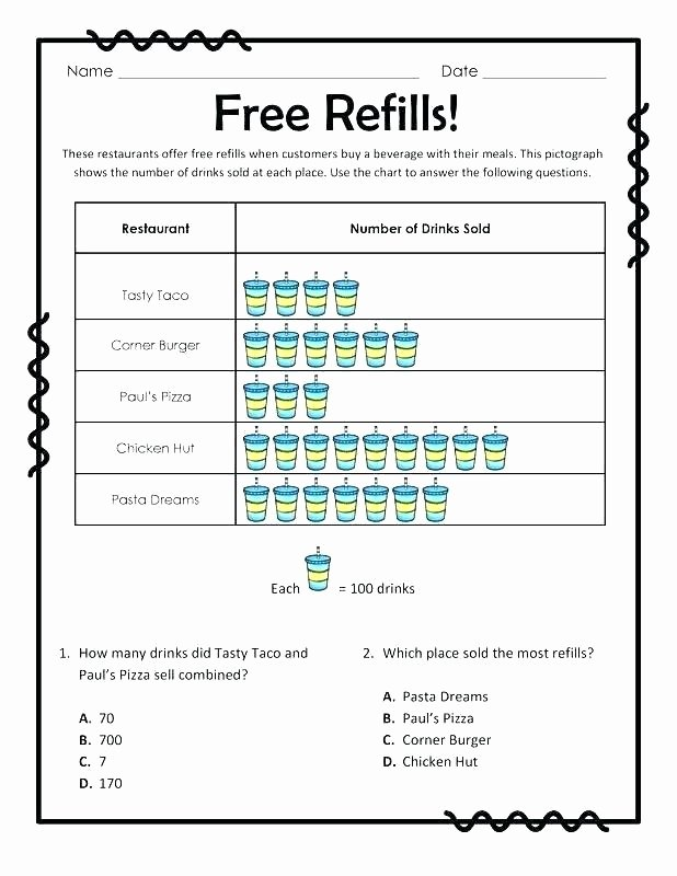 Science Charts and Graphs Worksheets Grade 2 Graphing Worksheets – Peacer