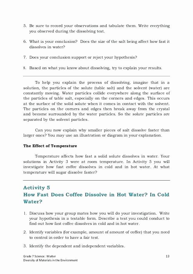 Science Fusion Grade 3 Worksheets General Science Worksheets for Grade 3 Magnetism Lovely