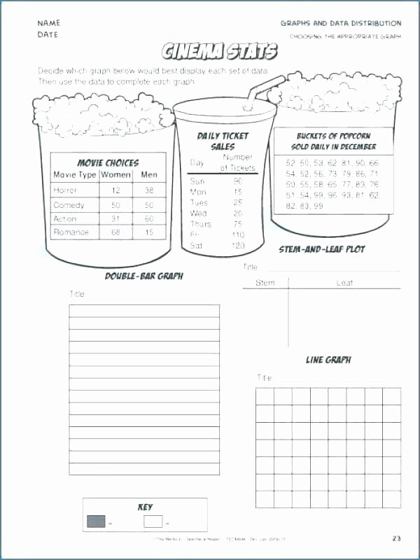 Science Graph Worksheets Free Picture Graph Worksheets