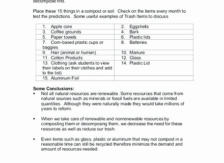 Science Weather Worksheets Grade Science Lesson Plans Unique Our Natural Resources