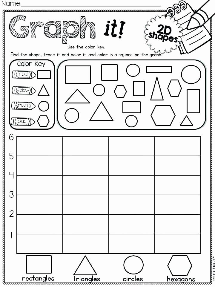 Science Worksheet First Grade 1st Grade Shapes Worksheets Colors and Shapes Worksheet for