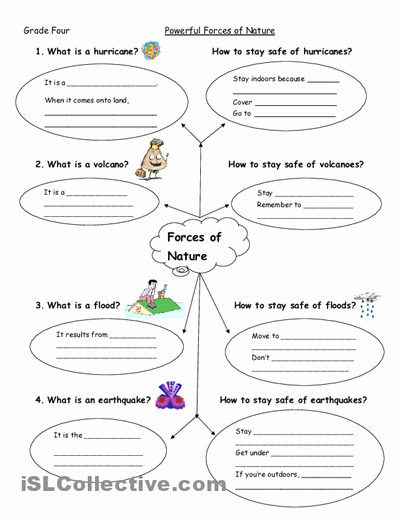 Science Worksheets 7th Grade Grade 5 Structures and forces Worksheet Google Search