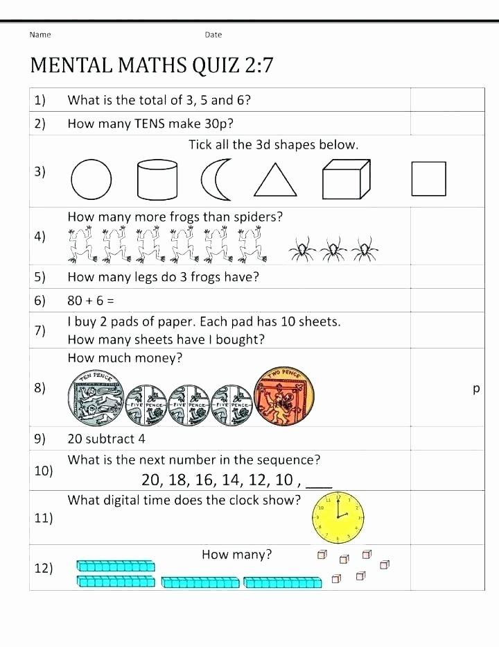 Science Worksheets 7th Grade Seventh Grade Worksheets Printable Algebra Writing Variable