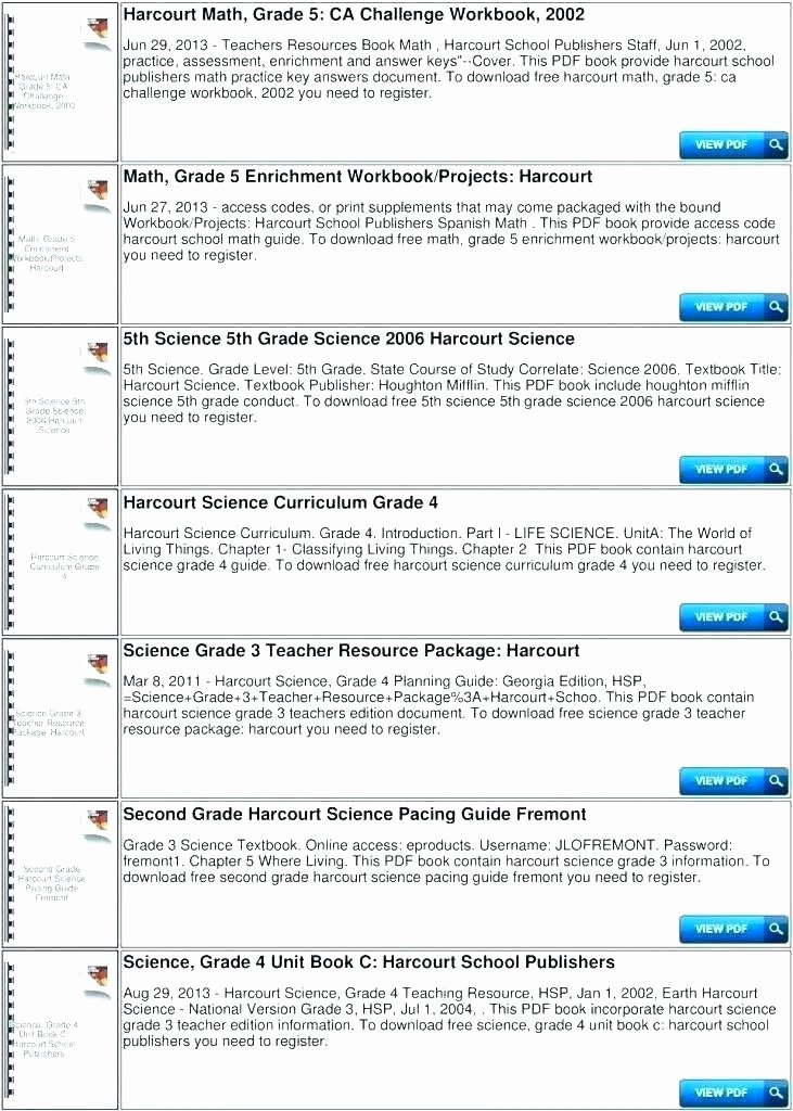 Science Worksheets for 5th Grade 5th Grade Science Worksheets