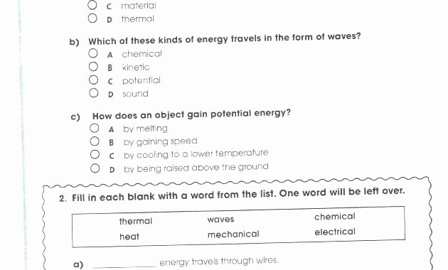 Science Worksheets for 8th Grade Free Science Worksheets for 5th Grade Full Size Life