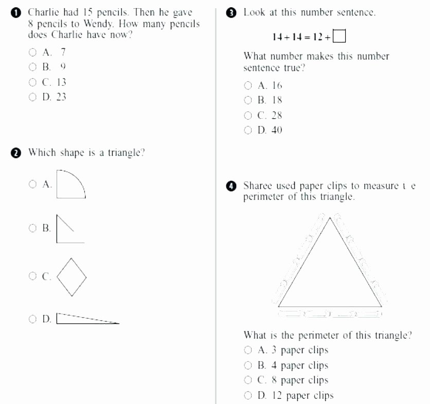 Science Worksheets for Kindergarten Free Triangle Worksheets for Kindergarten