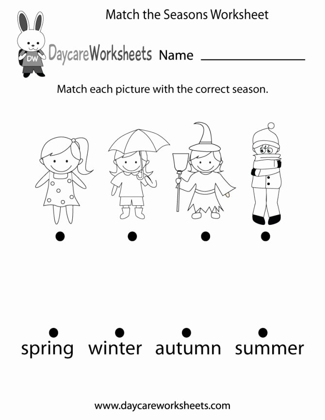 Seasons Worksheets for Preschoolers Kids Worksheets Ree Printable Summer Preschool Worksheet