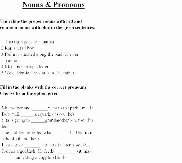 Second Grade Grammar Worksheets Second Grade English Grammar Worksheets