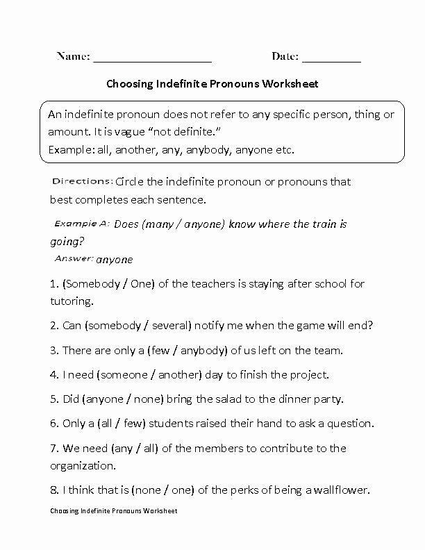 Second Grade Pronoun Worksheets Pronoun Antecedent Worksheets 3rd Grade – Katyphotoart