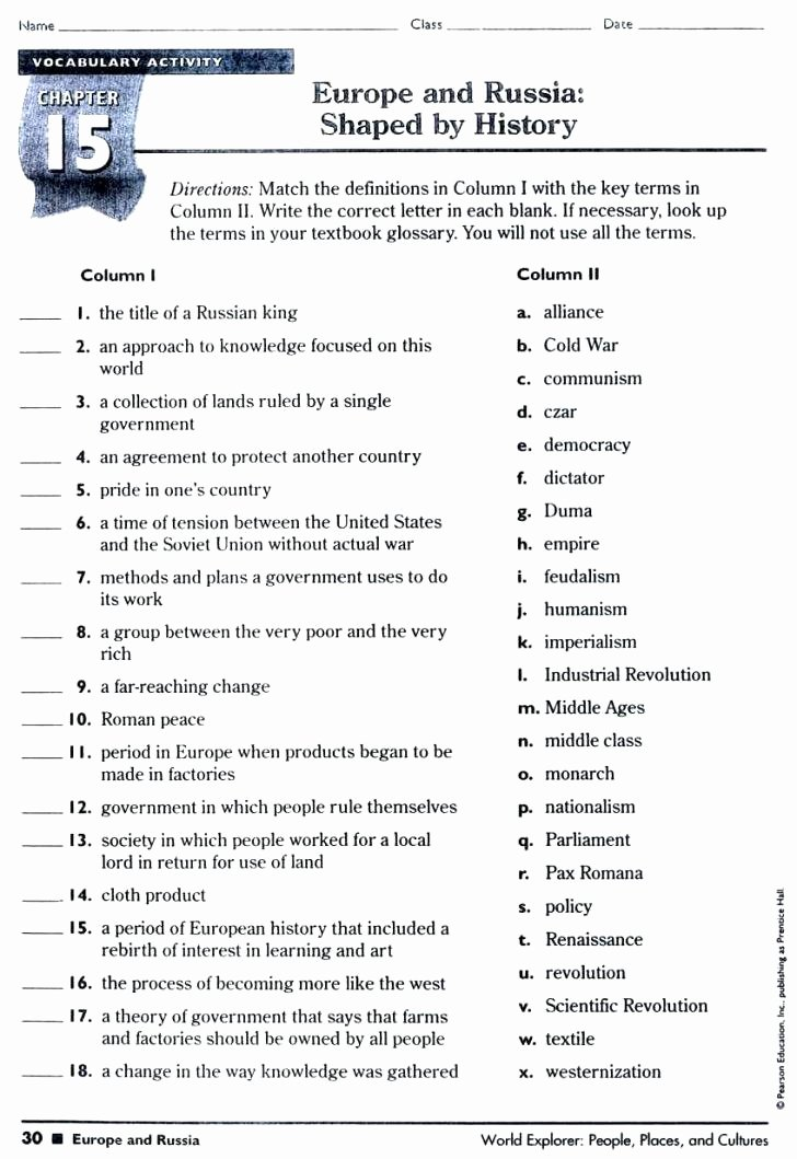 Second Grade social Studies Worksheets 6th Grade social Stu S Worksheets