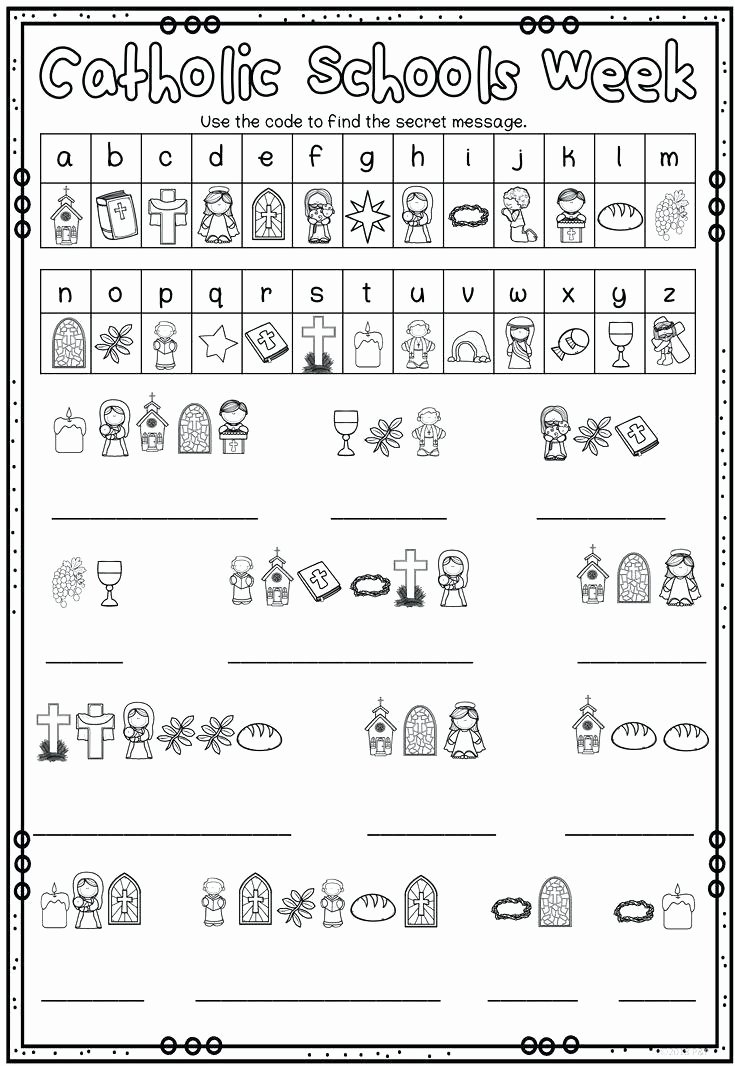 religious education resources images on grade elementary school worksheets pdf