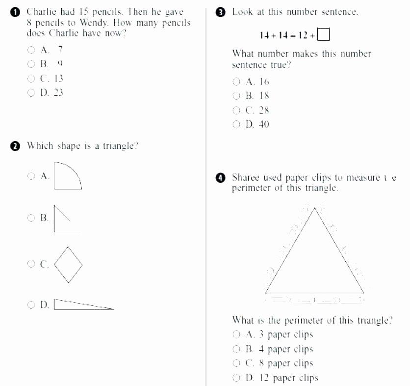 Segment Addition Worksheet Printable Third Grade Math Worksheets Class Third Maths
