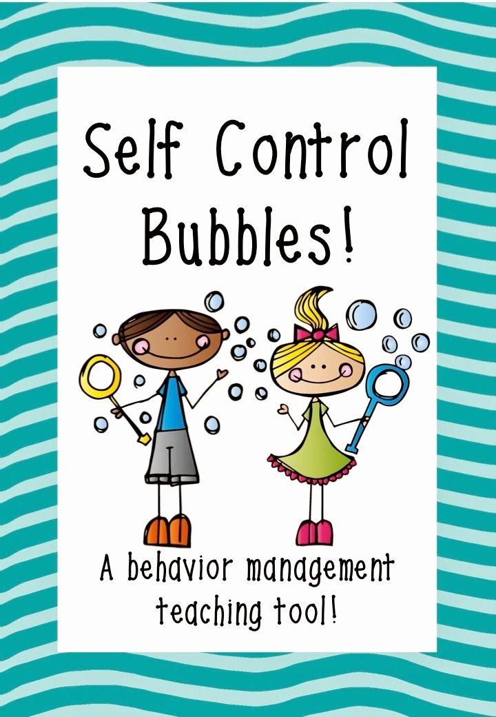 Self Control Worksheets Self Control Activity Sheet