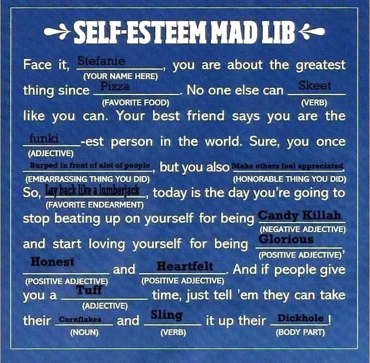Self Esteem Activities Worksheets Self Esteem Worksheets Exercises Psychology tools Spring
