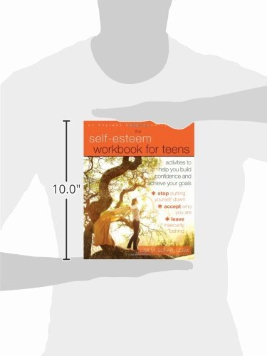 Self Esteem Printable Worksheets the Self Esteem Workbook for Teens Activities to Help You