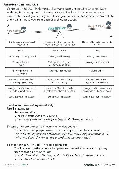 Self Esteem Worksheet for Teens social Work Worksheets