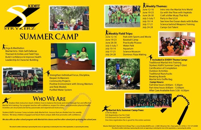 Self Esteem Worksheets for Kids Summer Camp Enrolling now St Pete Fl Patch