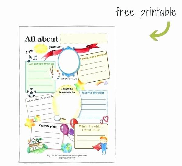 Self Esteem Worksheets for Youth Self Esteem Printable Worksheets for Kids