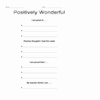 Self Esteem Worksheets Pdf Lovely Self Esteem Worksheets for Teens Similar Pythagorean