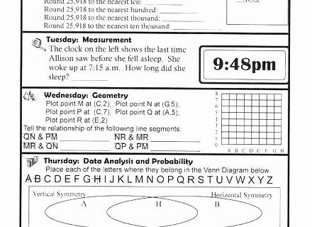 Semantic Relationships Worksheets Blender Blunders Grade Math Worksheet Free Line Printable