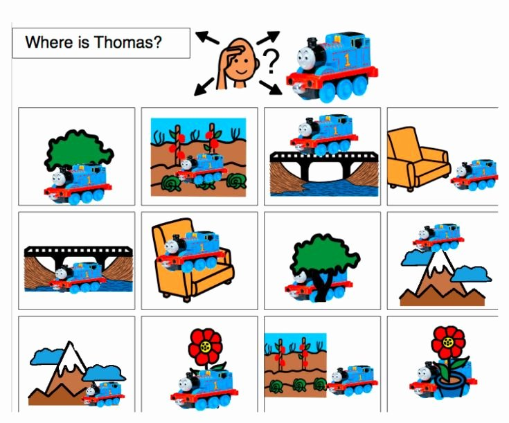 "Semantic Relationships Worksheets Prepositions ""where is Thomas "" Prepositions"