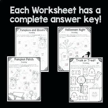 Sense Of Hearing Worksheet Best Of Math Worksheets Rounding Numbers Grade Free Printable
