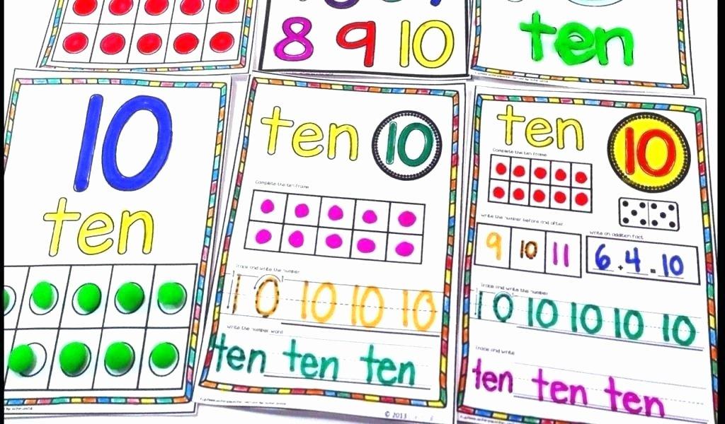 Sense Of Sight Worksheets Pre K Number Worksheets