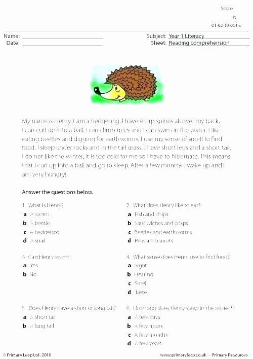 Sense Of Smell Worksheets Primary Prehension Worksheets