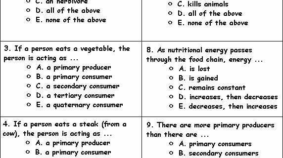 Sense Of Taste Worksheets Selection Works Food Web In A Sentence Great Lakes – Newest
