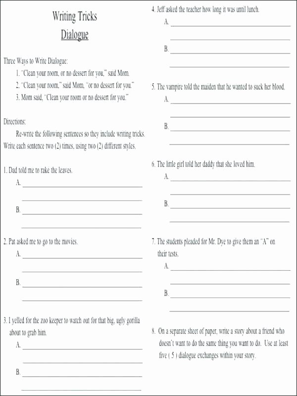 Sentence Fluency Worksheets Bining Sentences 4th Grade Worksheets