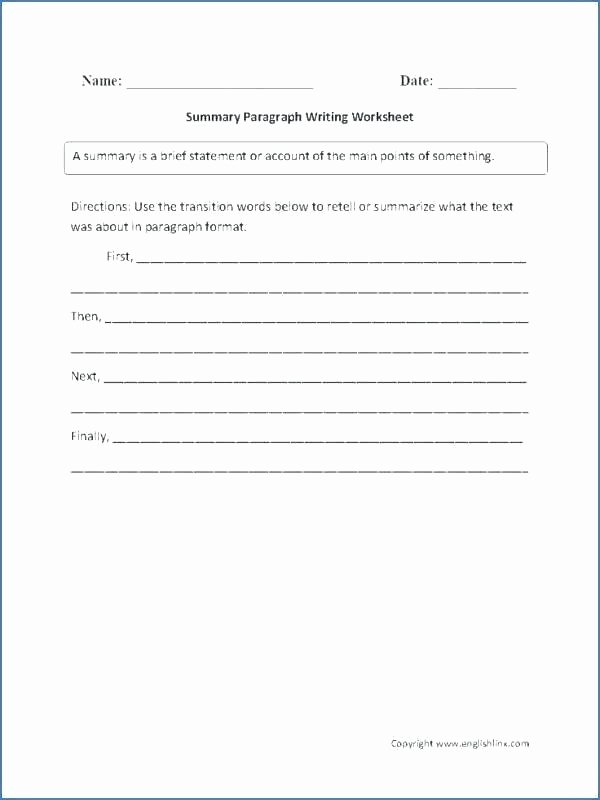 Sentence Imitation Worksheets Best Of Descriptive Writing Worksheets for Grade 6 Fiction Practice