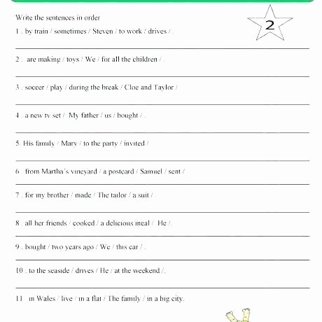 Sentence Sequencing Worksheets New Adding Words to Make Sentences Free Writing Sentences