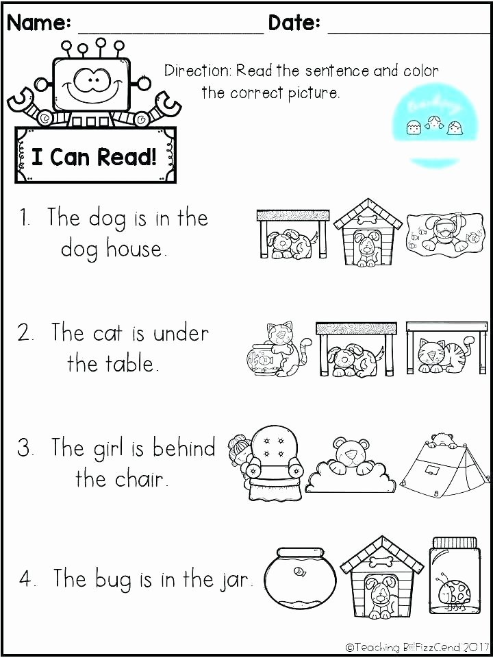 Sentence Worksheets First Grade Main Idea Worksheets 1st Grade Main Idea Worksheets Main