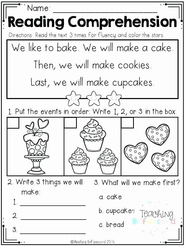 Sequence Of events Worksheets Pdf New Short Story Worksheets 3 Picture Sequence Kindergarten for