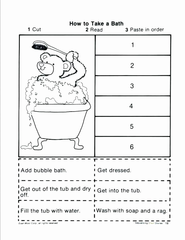 Sequence Of events Worksheets Pdf Unique Mon Noun Worksheets Nouns Worksheet Free Paraphrasing