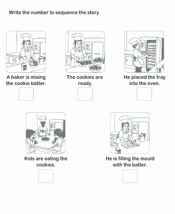 Sequence Pictures Worksheets is and are Worksheets for Kindergarten