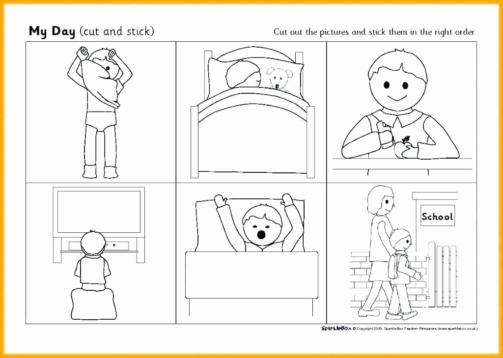 Sequence Pictures Worksheets Sequencing Informational Text Worksheets Reading